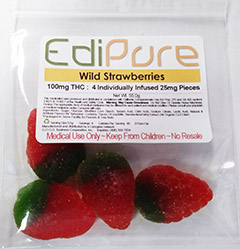 Edipure Wild Strawberries